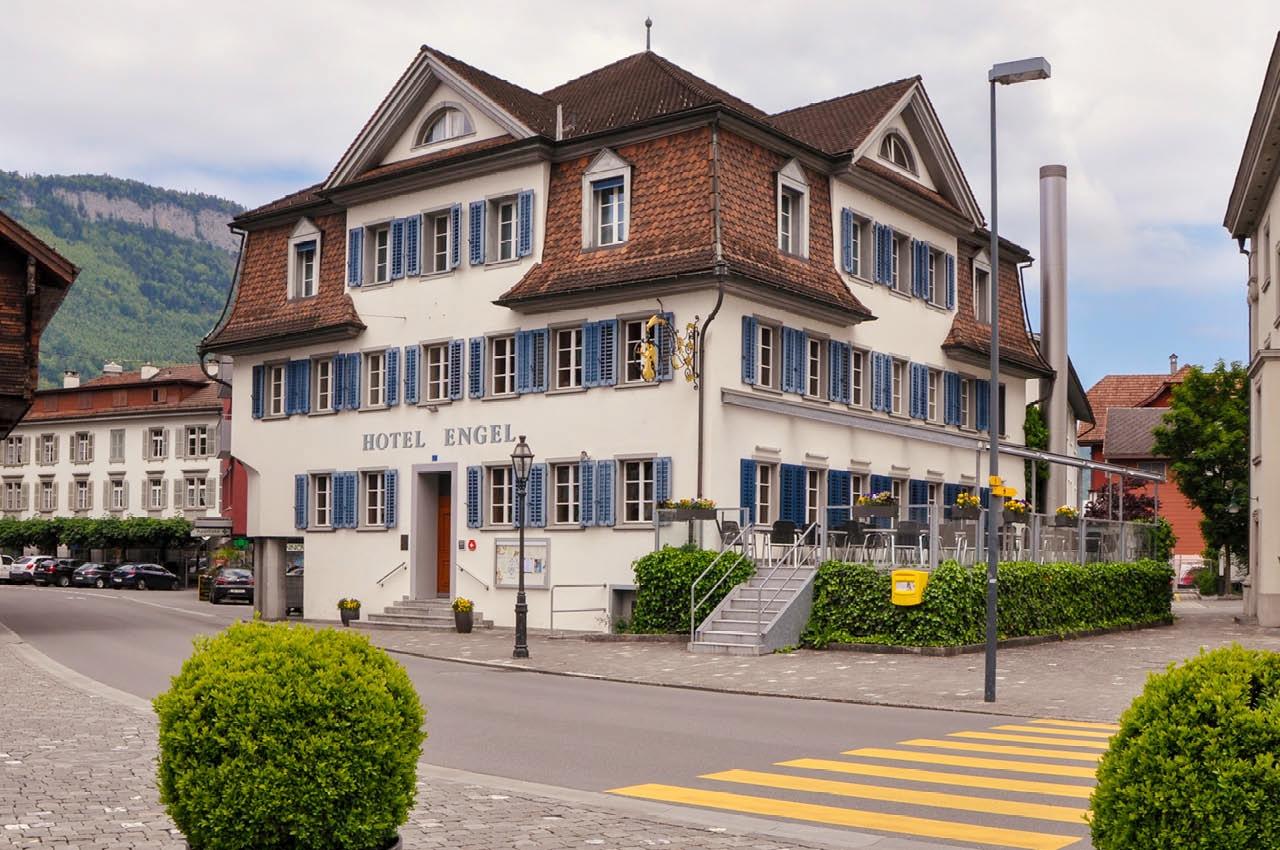 Tourismus Stans Hotel Bernachtung