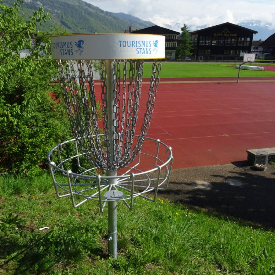 Disc Golf Stans